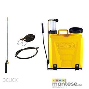 Volpi Pompa A Spalla Mod 81 Lt 12 Pompa Plastica 81pug